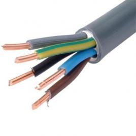 Câble XVB-F2 5G6 mm² au mètre