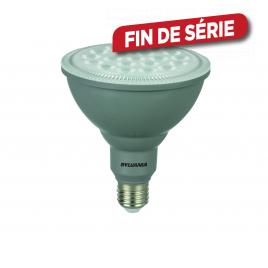 Ampoule spot gris LED E27 16 W 1400 lm blanc chaud dimmable SYLVANIA