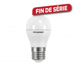 Ampoule boule LED E27 5,6 W 470 lm lumière du jour dimmable SYLVANIA