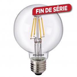 Ampoule globe filament LED E27 5,5 W 640 lm blanc chaud SYLVANIA