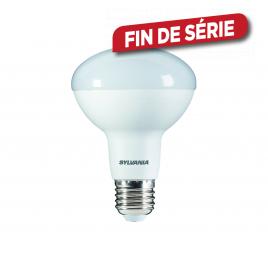 Ampoule réflecteur R80 LED E27 9 W 806 lm blanc chaud SYLVANIA