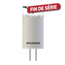 Ampoule capsule LED G4 2 W 140 lm blanc chaud SYLVANIA