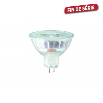 Ampoule transparente LED GU5,3 5,3 W 345 lm blanc chaud SYLVANIA