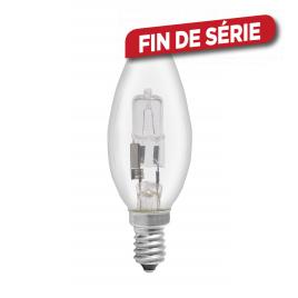 Ampoule flamme halogène E14 28 W 370 lm blanc chaud 2 + 1 pièces SYLVANIA