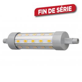 Ampoule crayon LED R7S 6,5 W 806 lm blanc chaud SYLVANIA