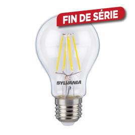 Ampoule classique Rétro LED E27 6 W 806 lm 3 pièces SYLVANIA - Blanc froid
