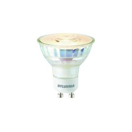 Ampoule transparente LED GU10 5,5 W 345 lm 2 pièces SYLVANIA - Blanc chaud