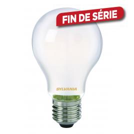 Ampoule classic satinée retro LED E27 7 W blanc chaud SYLVANIA