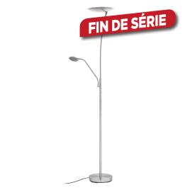 Lampadaire d'intérieur Penja LED 24 W avec liseuse EGLO
