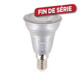 Ampoule spot gris LED E14 5,6 W 345 lm blanc chaud XANLITE