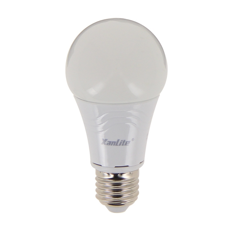 Ampoule classique a60 led 10 w 806 lm blanc chaud dimmable xanlite - Ampoule led dimmable ...