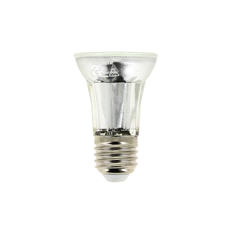 ampoule spot led e27 5 6 w 345 lm blanc chaud xanlite. Black Bedroom Furniture Sets. Home Design Ideas