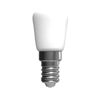 ampoule t26 led e14 2 w 140 lm blanc chaud xanlite. Black Bedroom Furniture Sets. Home Design Ideas