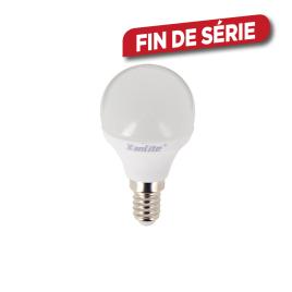 Ampoule P45 LED E14 3 W 250 lm blanc chaud XANLITE