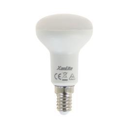 Ampoule R50 LED E14 5 W 470 lm 120° blanc chaud XANLITE
