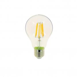 Ampoule A67 rétro 4 filaments LED E27 7,8 W 1055 lm XANLITE