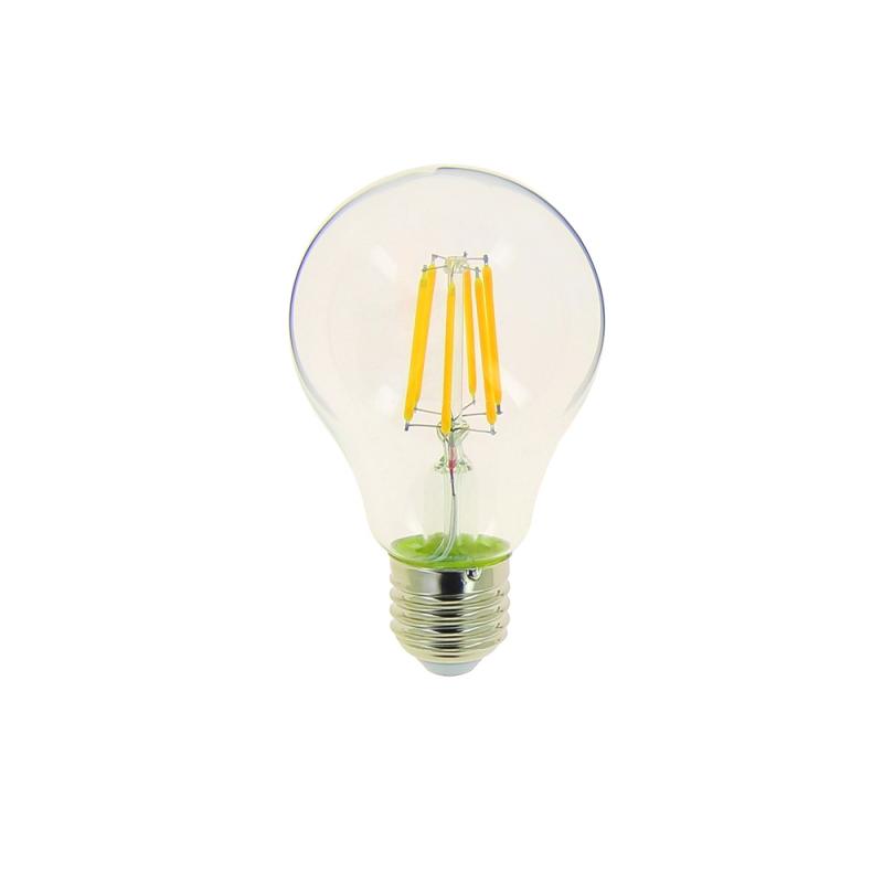 ampoule a67 r tro 4 filaments led e27 7 8 w 1055 lm xanlite. Black Bedroom Furniture Sets. Home Design Ideas