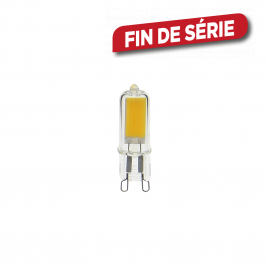 Ampoule capsule LED G9 XANLITE - Blanc chaud - 200 lm