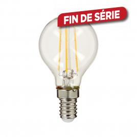 Ampoule P45 rétro 4 filaments LED E14 4 W 470 lm XANLITE