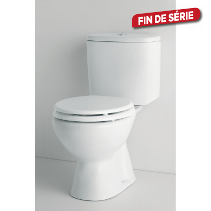 Pack WC Roma Lafiness Sortie Horizontale