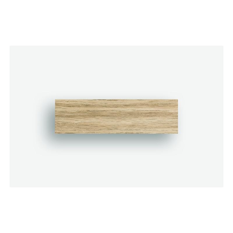 bande de chant pour escalier ouvert plaqu en bois raw oak 2 pi ces. Black Bedroom Furniture Sets. Home Design Ideas