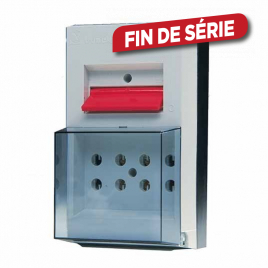 Coffret vide avec interrupteur (2P 16A)