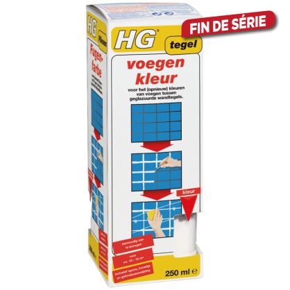 Colorant de joints 0,25 L HG