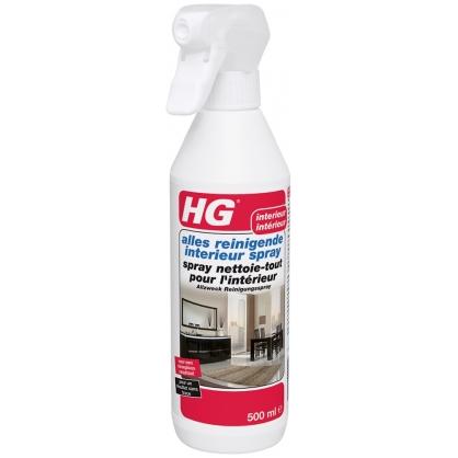 Spray nettoie-tout pour l'intérieur 0,5 L HG