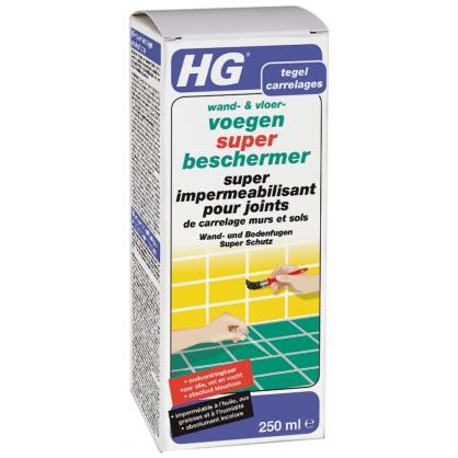 Super imperméabilisant pour joints de carrelages murs et sols 0,25 L HG