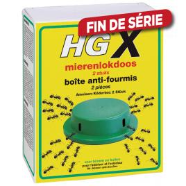 HGX Boîte anti-fourmis 0,096 kg HG
