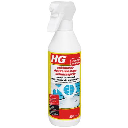 Spray moussant destructeur de moisissures 0,5 L HG