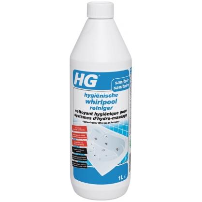 Nettoyant hygiénique pour systèmes d'hydro-massage 1 L HG