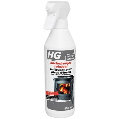 Nettoyant pour vitres d'insert 0,5 L HG