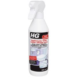 Spray pour l'hygiène quotidienne des toilettes 0,5 L HG