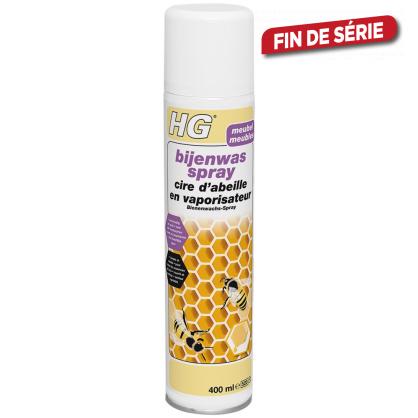 Cire d'abeille en vaporisateur 0,4 L HG