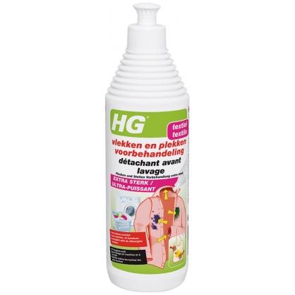 Détachant ultra-puissant avant lavage 0,5 L HG