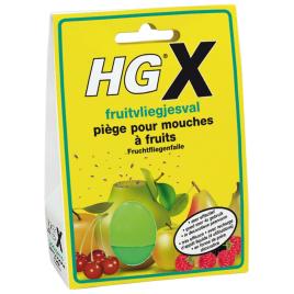 HGX Piège pour les mouches des fruits HG