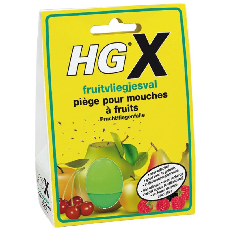 Hgx pi ge pour les mouches des fruits hg for Piege a mouche pour interieur