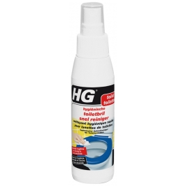 Nettoyant hygiénique rapide pour lunettes de toilettes 0,1 L HG