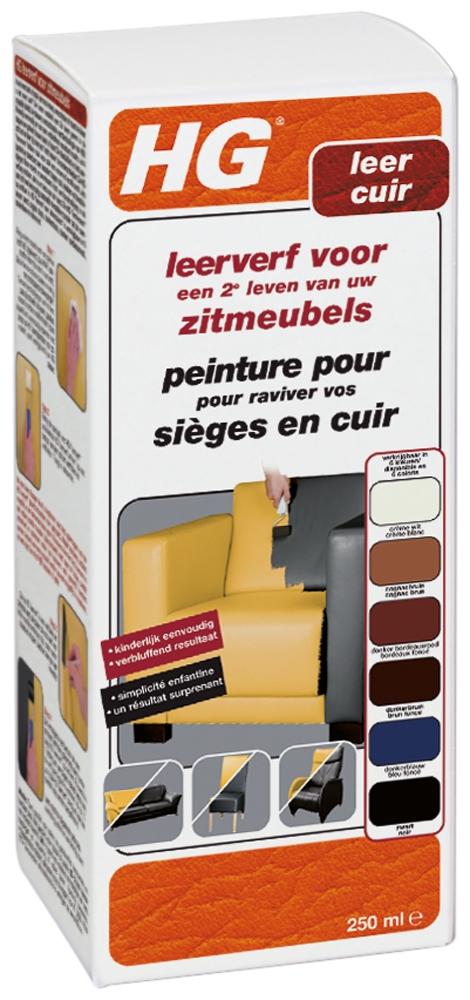 Peinture Pour Sièges Cuir Hg Mr Bricolage