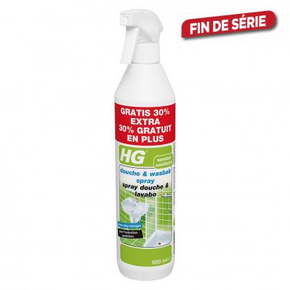 Spray pour douche et lavabo 0,5 L + 30 % HG