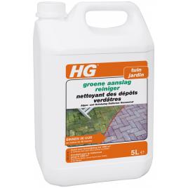 Nettoyant des dépôts verdâtres HG - 5 L