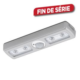 Plafonnier Baliola LED EGLO - Argent - 4 lumières