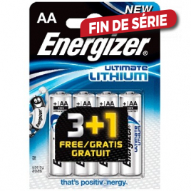 Pile Ultimate Lithium Promopack ENERGIZER