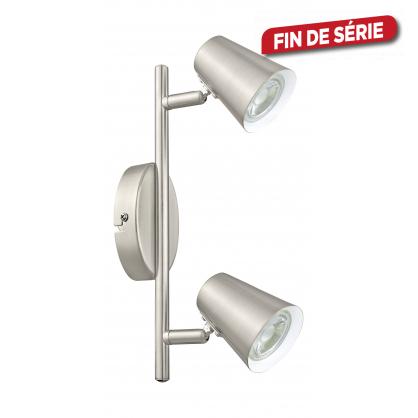 Plafonnier Travale 2 LED GU10 EGLO