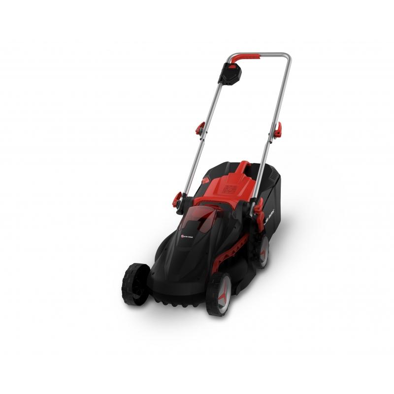 tondeuse sur batterie tde24v33 li 24 v elem garden technic. Black Bedroom Furniture Sets. Home Design Ideas