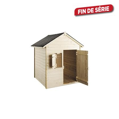 Maisonnette pour enfant 142 x 128 x 163 cm
