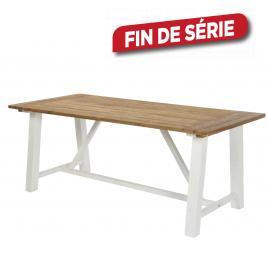 Table de jardin Sicile 200 x 90 cm