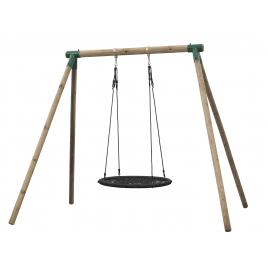 Portique en bois et métal Clara SOLID