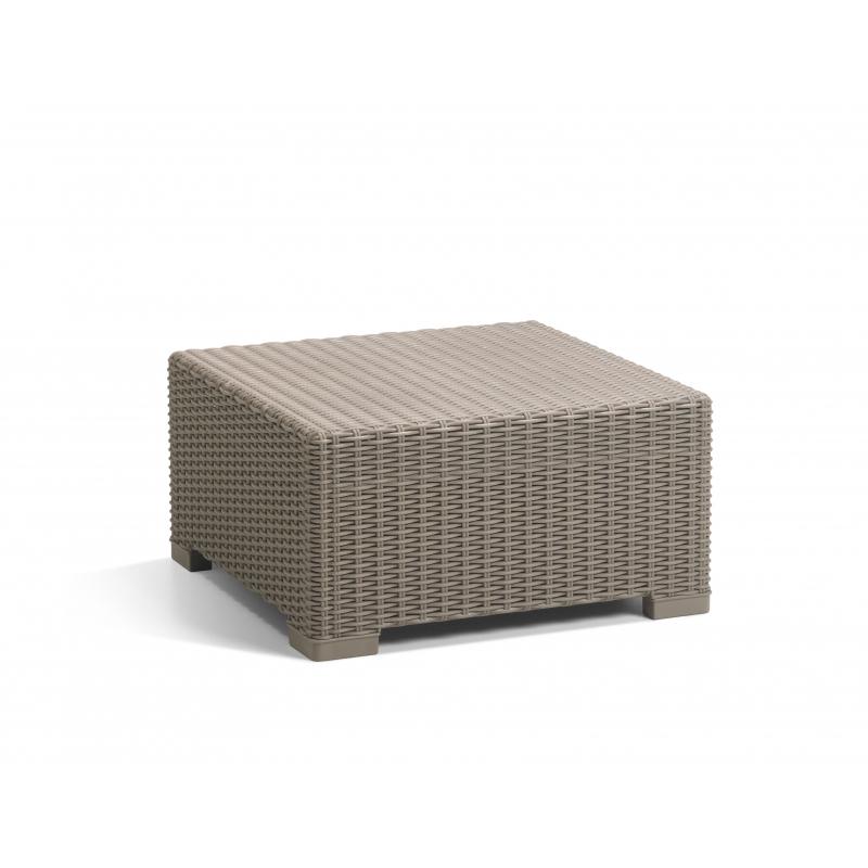 table de salon california allibert. Black Bedroom Furniture Sets. Home Design Ideas